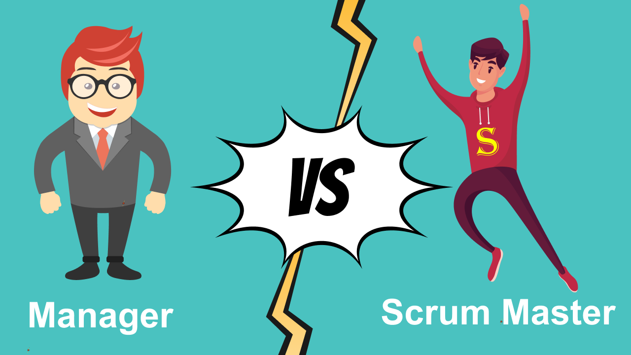 Scrum Master is a Manager